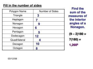 Ppt Fill In The Number Of Sides Powerpoint Presentation