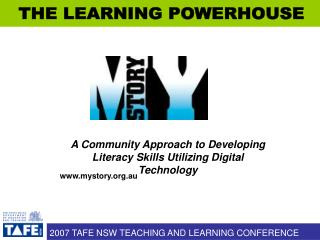 A Community Approach to Developing Literacy Skills Utilizing Digital Technology