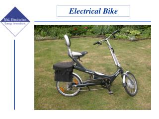 Electrical Bike