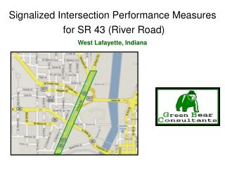 Signalized Intersection Performance Measures