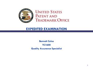 EXPEDITED EXAMINATION