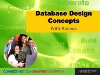 Database Design Concepts