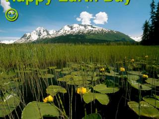 Happy Earth Day  