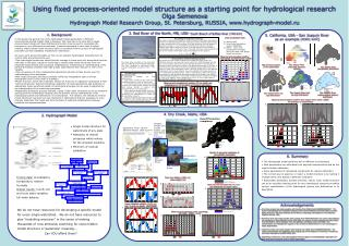 Using fixed process-oriented model structure as a starting point for hydrological research