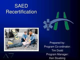SAED Recertification