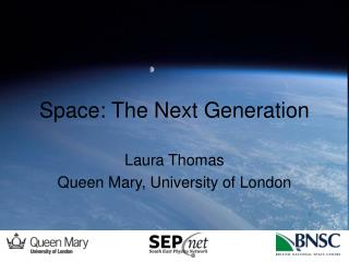 Space: The Next Generation