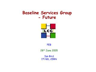 Baseline Services Group  - Future