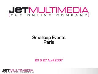 Smallcap Events Paris