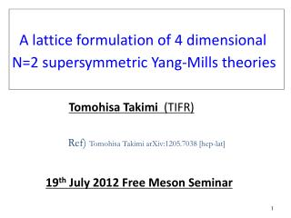 A lattice formulation of 4 dimensional N=2 supersymmetric Yang-Mills theories