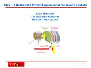 BTeV – A Dedicated B Physics Experiment at the Tevatron Collider