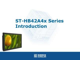 ST-HB42A4x Series 	Introduction