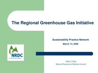 The Regional Greenhouse Gas Initiative