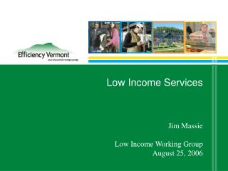 Low Income Services
