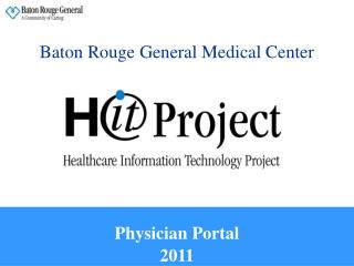Baton Rouge General Medical Center