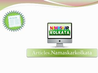 Free Articles site List Of Kolkata