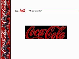 Coca-Cola's History