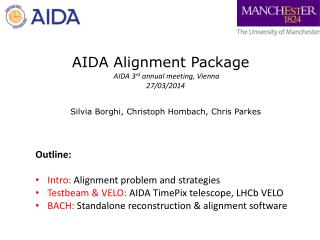 AIDA Alignment Package