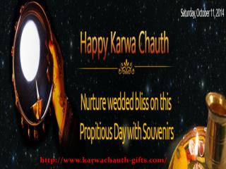 Karwachauth Gifts Ideas