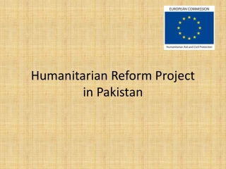 NGOs and Humanitarian Reform