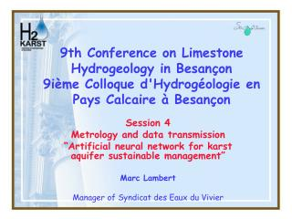 Session 4  Metrology and data transmission