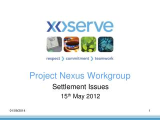 Project Nexus Workgroup
