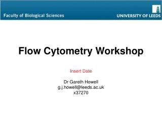 Flow Cytometry Workshop