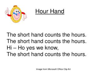 Hour Hand