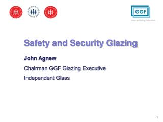 Safety and Security Glazing