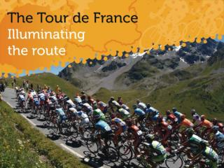 Biggest and probably hardest bike race in the world Lasts for 3 weeks every year in July