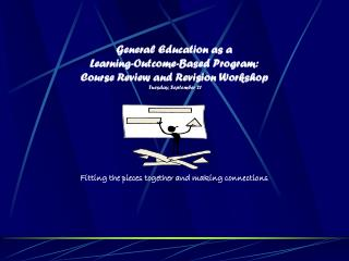 General Education as a  Learning-Outcome-Based Program: Course Review and Revision Workshop