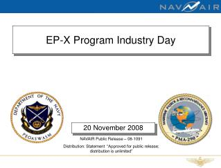 EP-X Program Industry Day