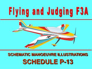 Flying and Judging F3A