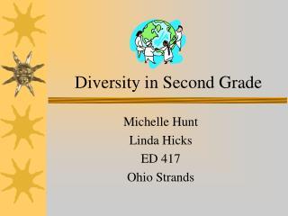Diversity in Second Grade