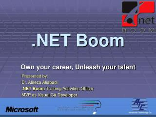 .NET Boom Own your career, Unleash your talent