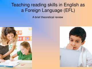 Teaching reading skills in English as a Foreign Language (EFL)