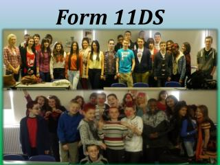 Hall Mead Form 11DS