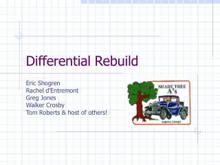 Differential Rebuild