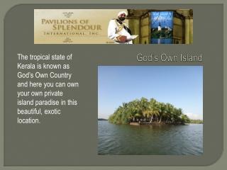 God's Own Island