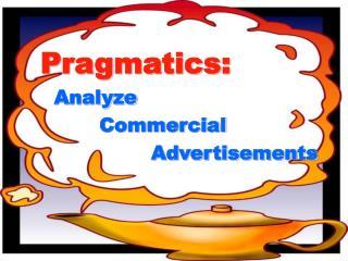 Pragmatics: