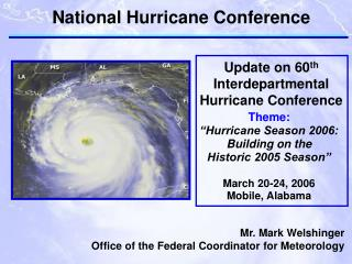 National Hurricane Conference