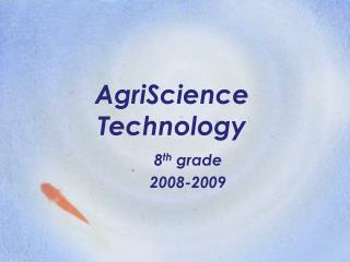 AgriScience Technology