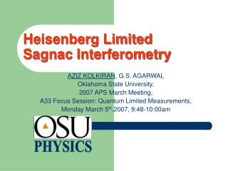 Heisenberg Limited Sagnac Interferometry