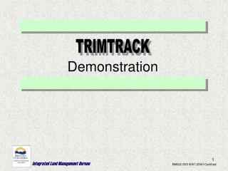 TRIMTRACK