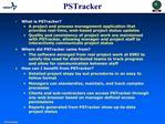 PSTracker
