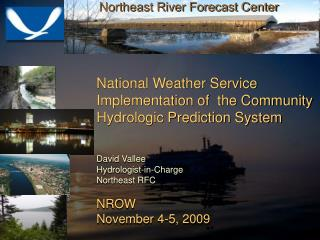 Northeast River Forecast Center