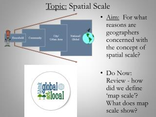 Topic:  Spatial Scale