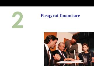 Pasqyrat financiare