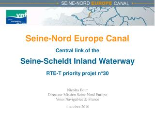 Seine-Nord Europe Canal