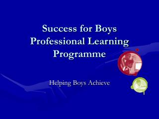 Success for Boys Professional Learning Programme