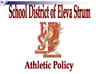 School District of Eleva Strum